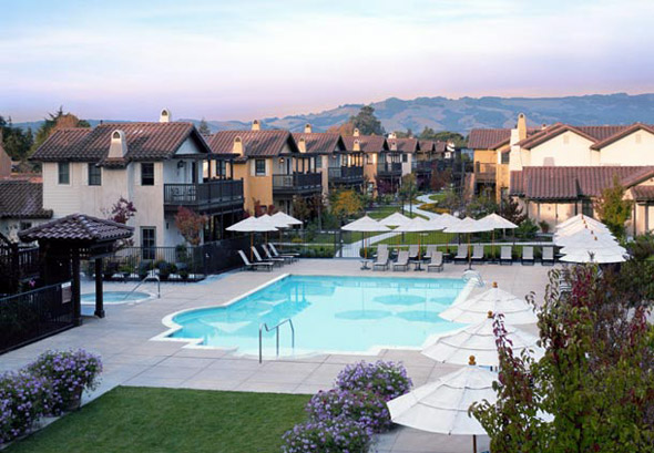 The Lodge At Sonoma Renaissance Resort Spa Cottage